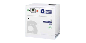 POWER SYSTEM : Fleming 11 : Oil-free scroll