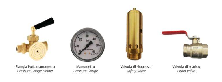 accessories air receiver